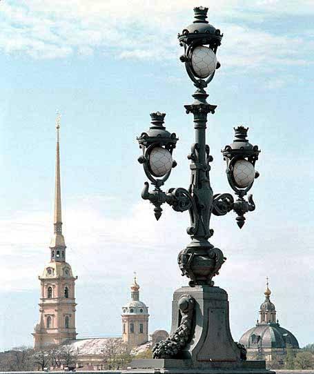 экскурсия Французы в Петербурге