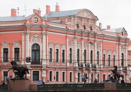 экскурсия дворец Белосельских Белозерских