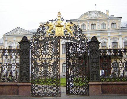 экскурсия Шереметевский дворец