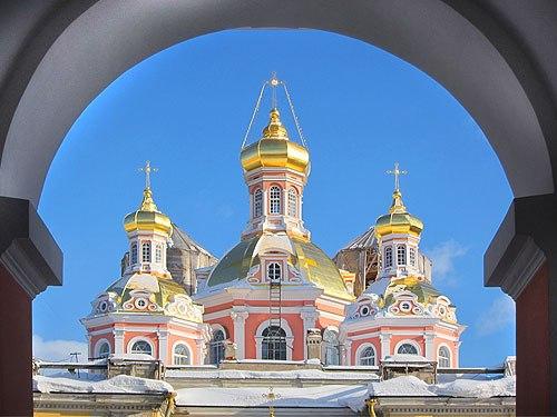авторская экскурсия Казачий уголок Петербурга