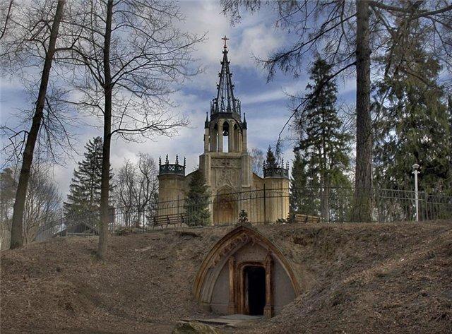 авторская экскурсия Шуваловы в Петербурге