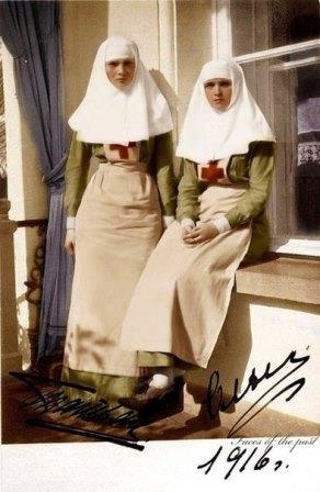 экскурсия сестры милосердия в Первой мировой