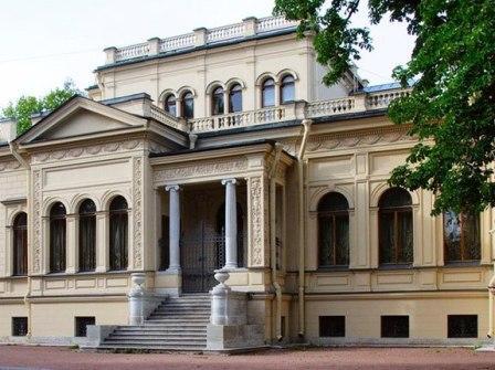 экскурсия Алексеевскй дворец