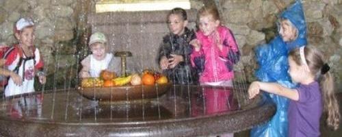 экскурсия для детей Секреты петергофских фонтанов