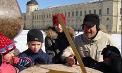школьные туры в Петербург