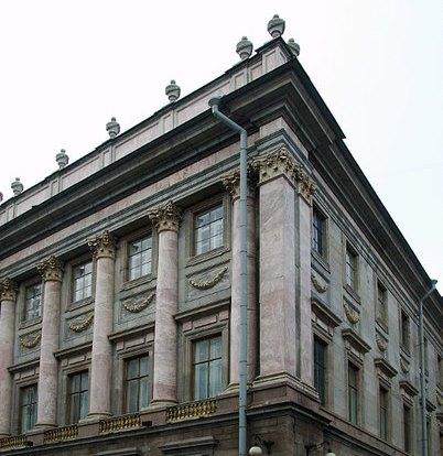 экскурсии для средней и старшей школы по Петербургу