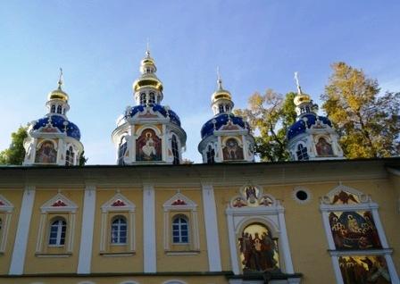 экскурсия Печоры монастырь