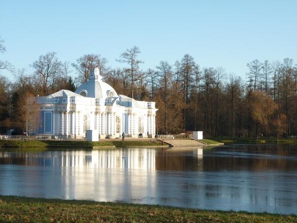 экскурсия в Царское село для всей семьи